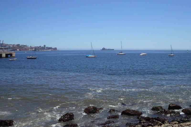 Como ir de Santiago a Valparaíso?