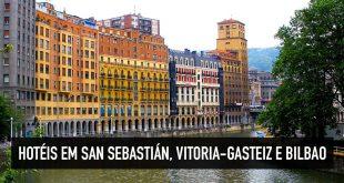 Dicas de hotéis no País Basco para fazer sua viagem valer a pena