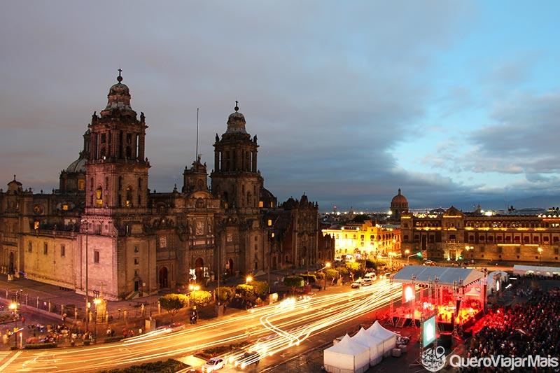 Hospedagem na Cidade do México