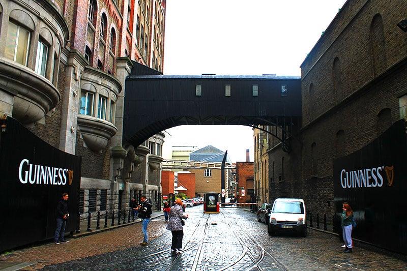 Lugares mais visitados de Dublin