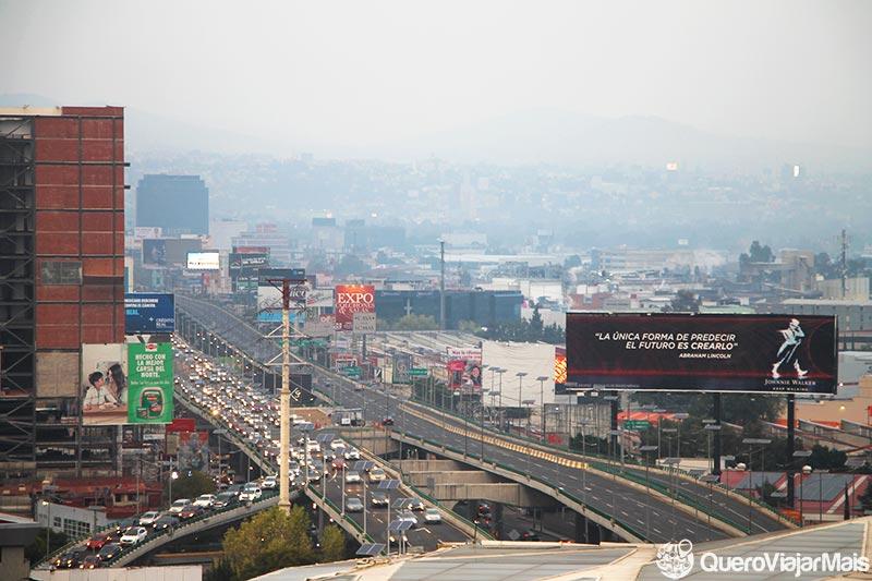 Trânsito na Cidade do México