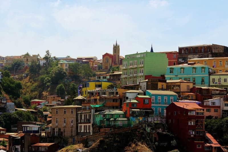 O que fazer em Valparaíso e Viña del Mar?