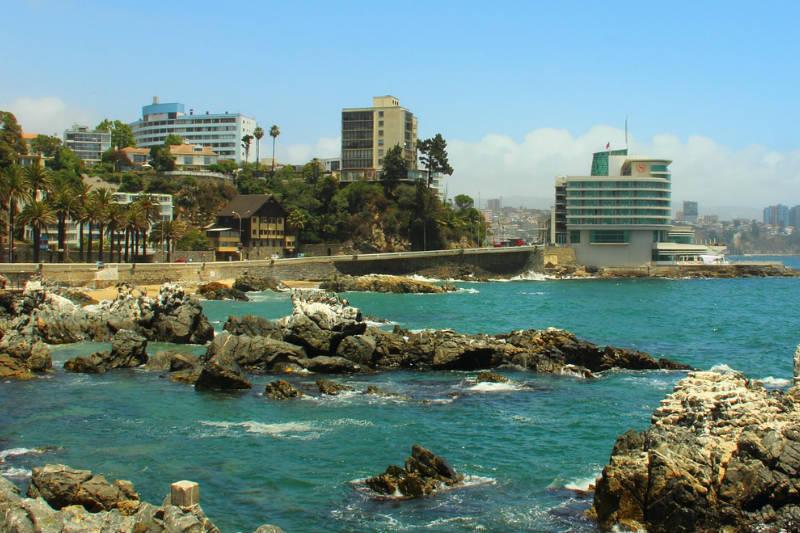 Tudo sobre Valparaíso e Viña del mar
