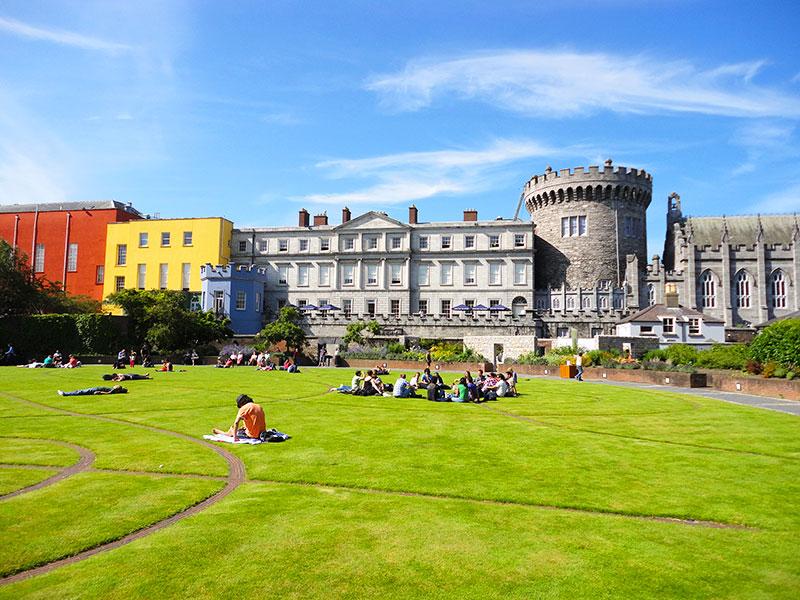 Principais pontos turísticos de Dublin