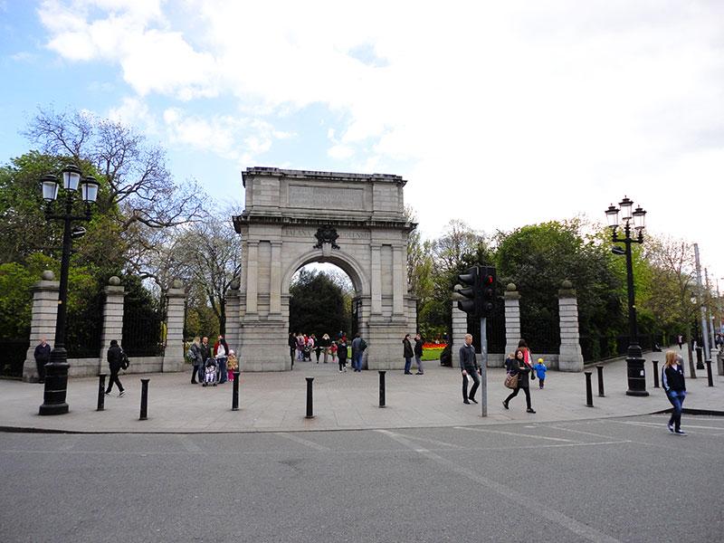 Dublin e seus pontos interesses