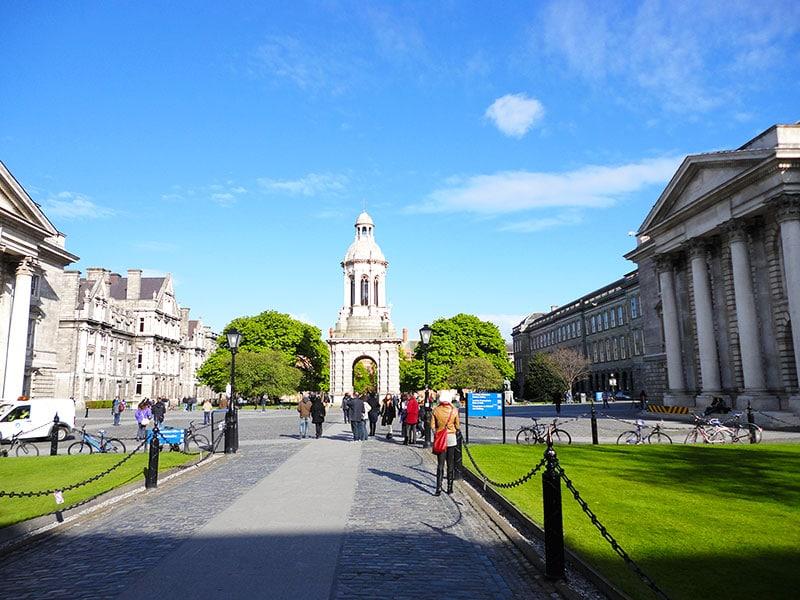 Lugares para visitar em Dublin