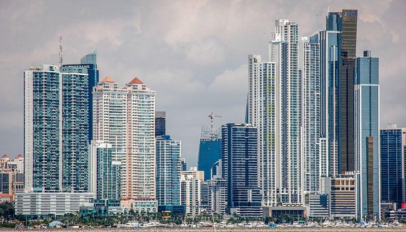 Preços na Cidade do Panamá