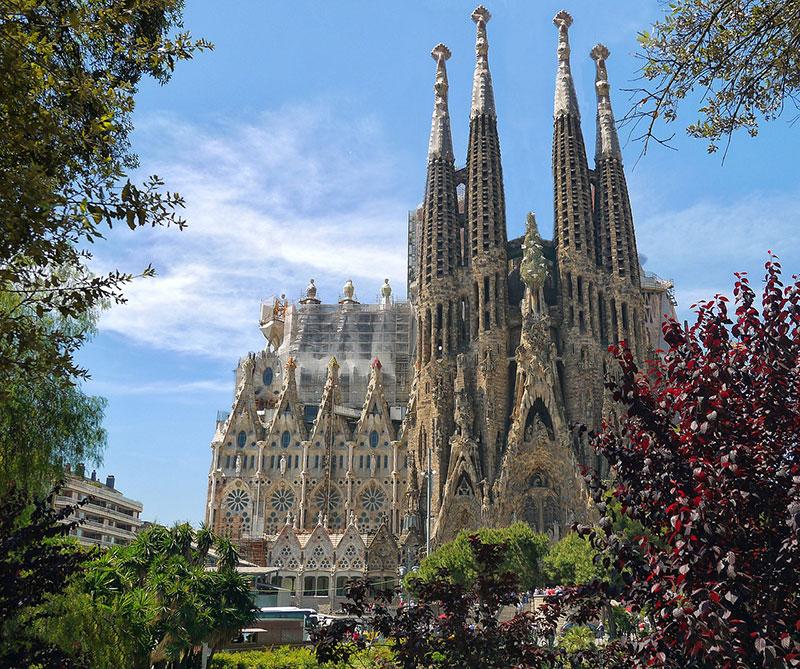 Como ir de Barcelona para Valência