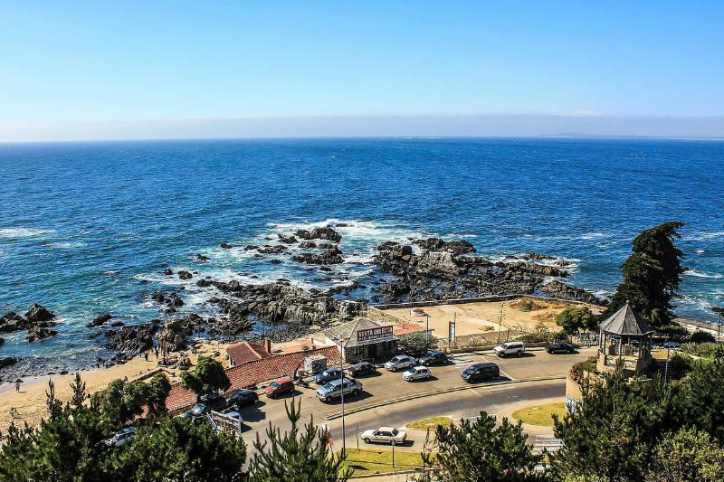 Viagem a Valparaíso e Viña del Mar
