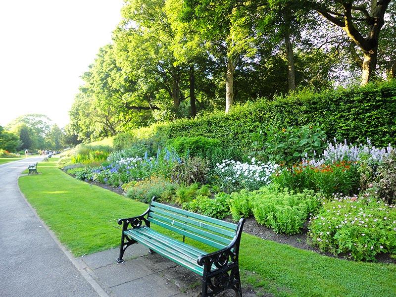 Pontos turísticos de Cardiff: Bute Park