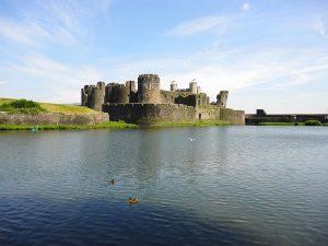 Atrações turísticas de Cardiff: Caerphilly Castle