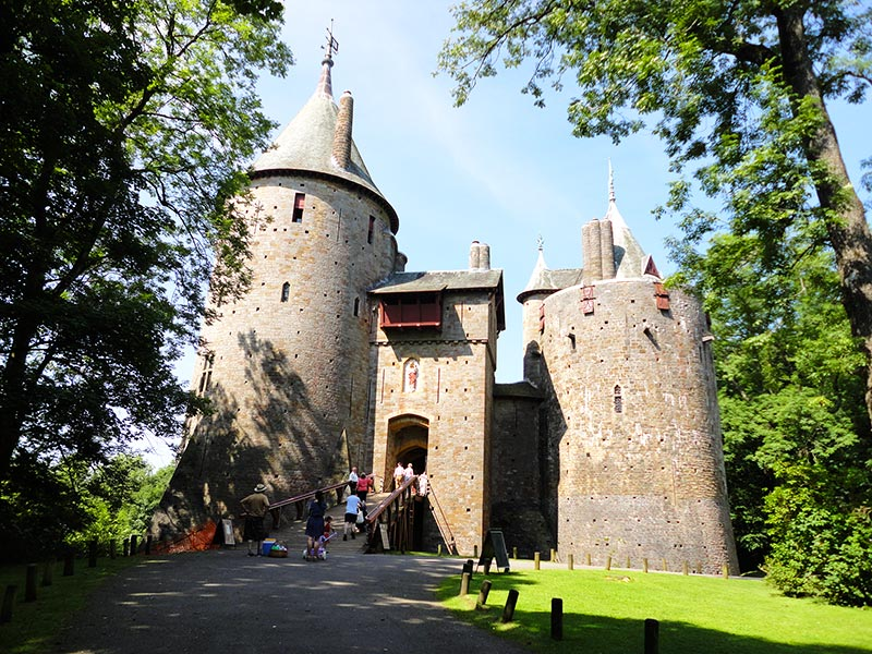 Pontos turísticos mais visitados de Cardiff