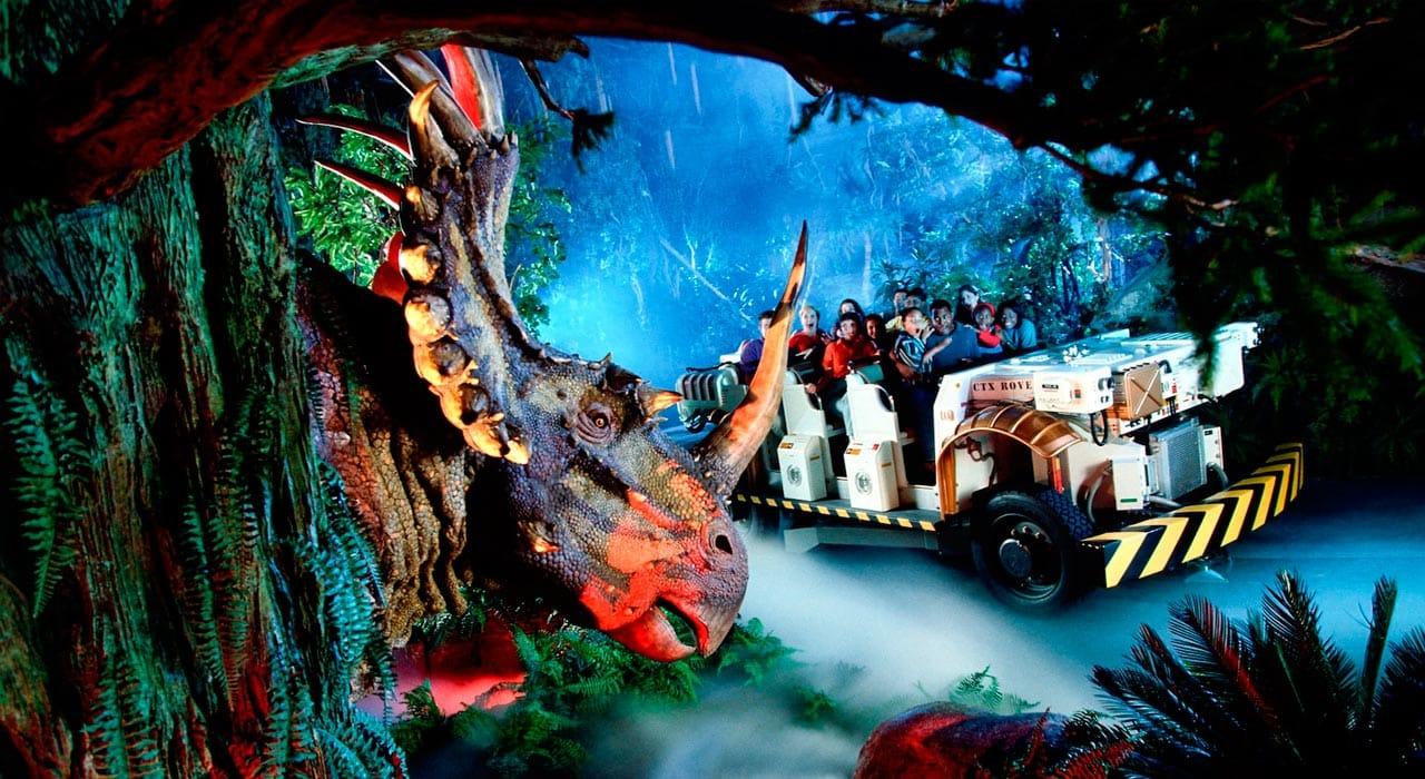 parque dinossauros disney
