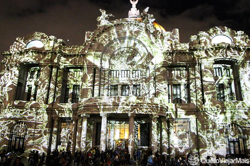 Atrações na Cidade do México