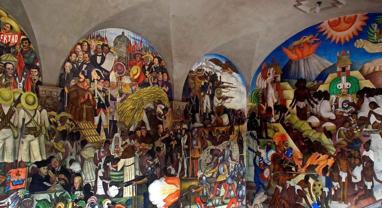 Atrações turísticas na Cidade do México