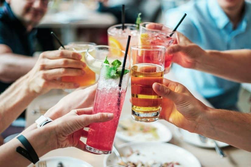 proibido beber nas ruas da irlanda