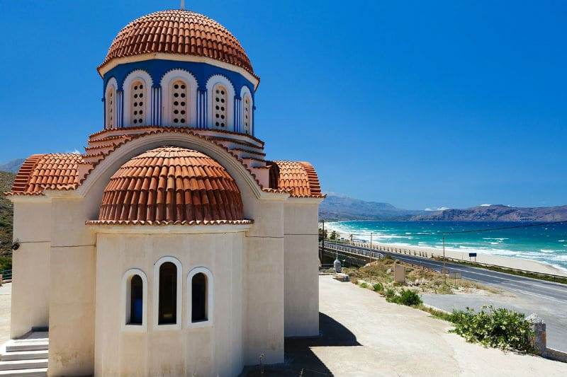 Quando viajar para Grécia?