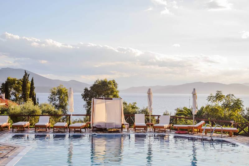 Hotéis na Grécia all inclusive (tudo incluído)