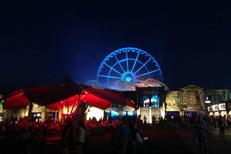 Ingresso do Tomorrowland Bélgica