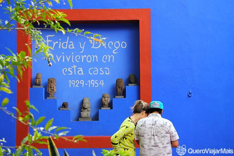 Locais turísticos da Cidade do México
