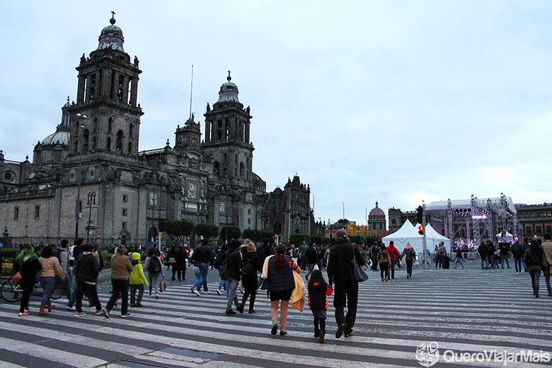 Lugares turísticos da Cidade do México