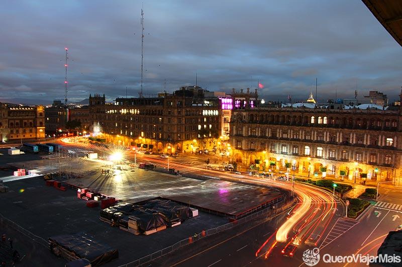 Lugares turísticos na Cidade do México