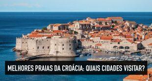 10 melhores cidades de praia na Croácia que valem a visita