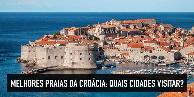 Melhores cidades de praias da Croácia