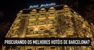 11 dos melhores hotéis em Barcelona para sua visita valer a pena