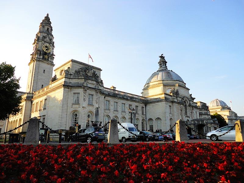 Principais pontos turísticos Cardiff