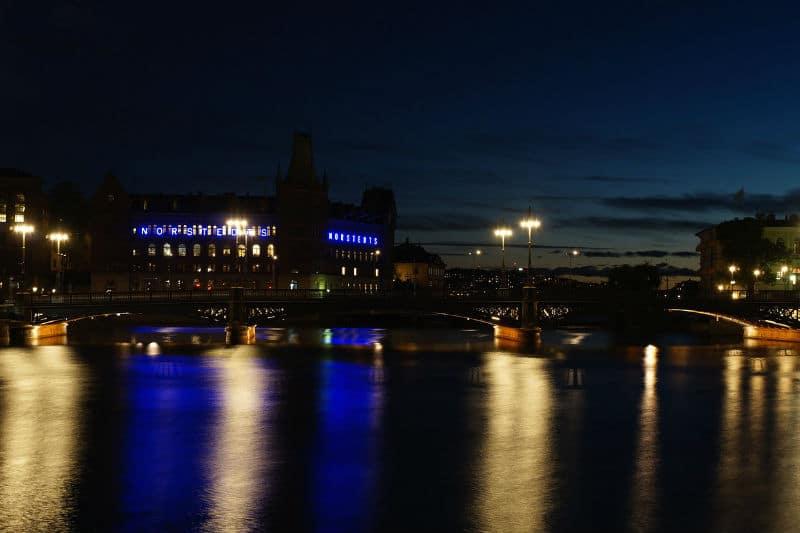 Noite em Estocolmo