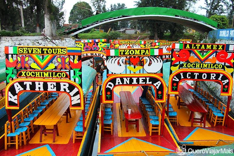 Lugares para visitar na Cidade do México