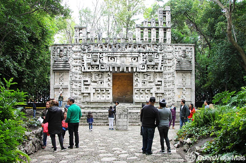 Pontos de interesse na Cidade do México