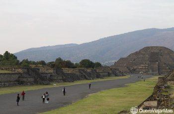Pirâmide da Lua: Pontos turísticos da Cidade do México