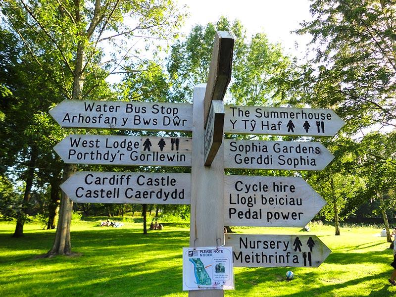 Melhores pontos turísticos de Cardiff