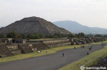 Pirâmide do Sol: Pontos turísticos da Cidade do México