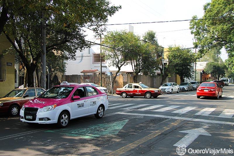 Táxi e Uber na Cidade do México vale a pena?