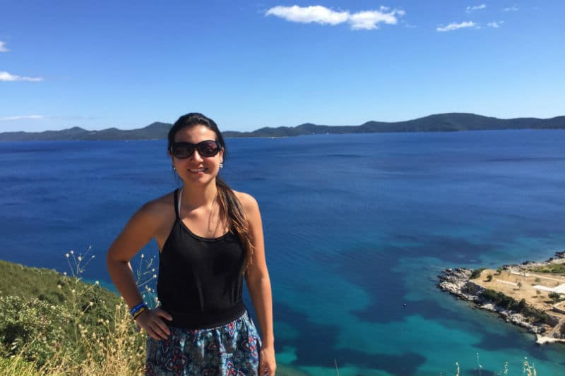 Visitar praias da Croácia