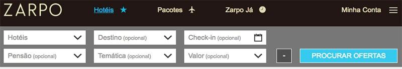 Zarpo: Resorts All-Inclusive