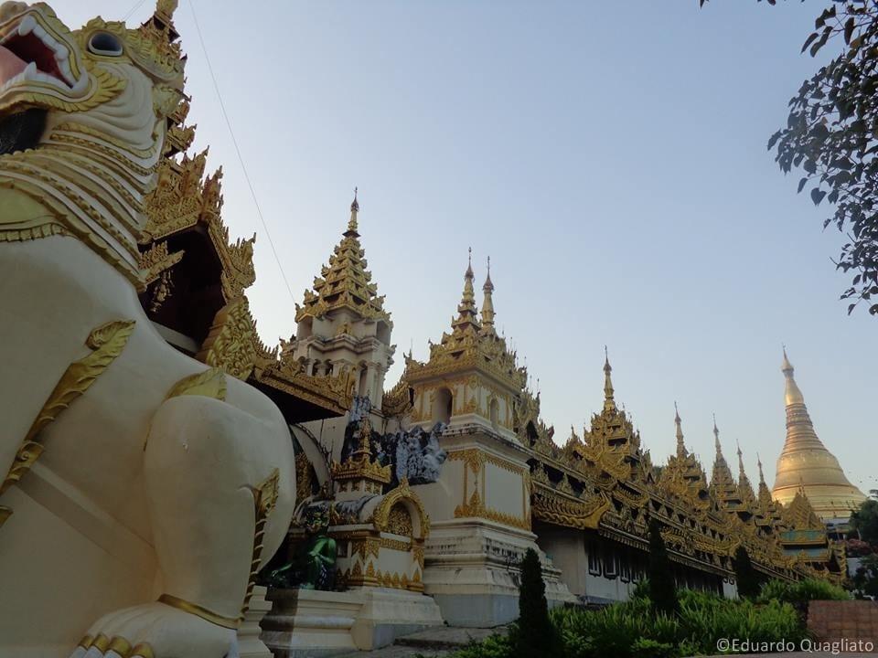 Informações gerais sobre Myanmar