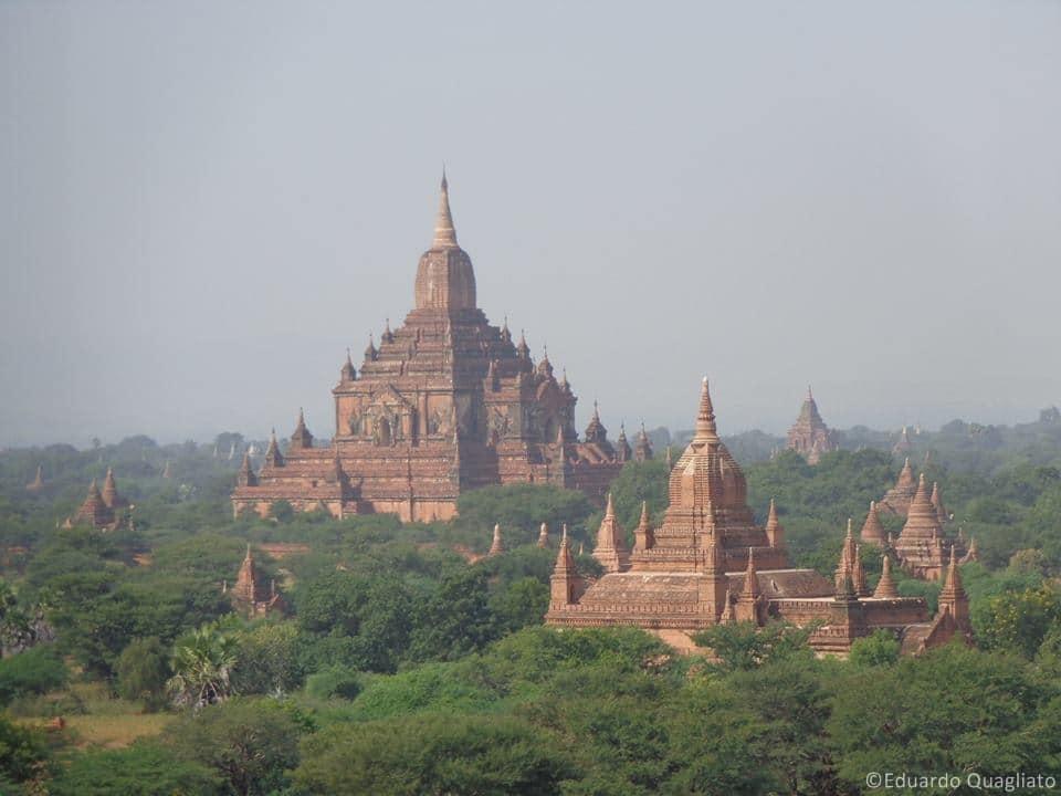 Lugares para conhecer em Bagan