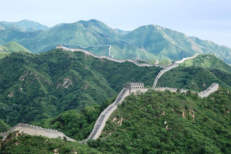 Dicas da Muralha da China