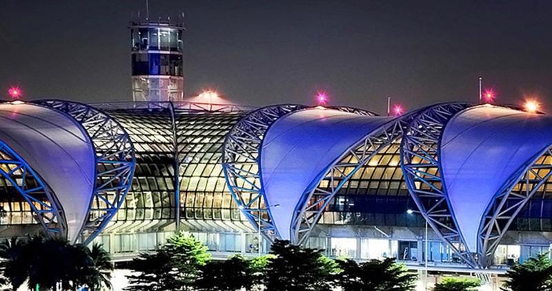 Como ir do aeroporto de Bangkok ao centro