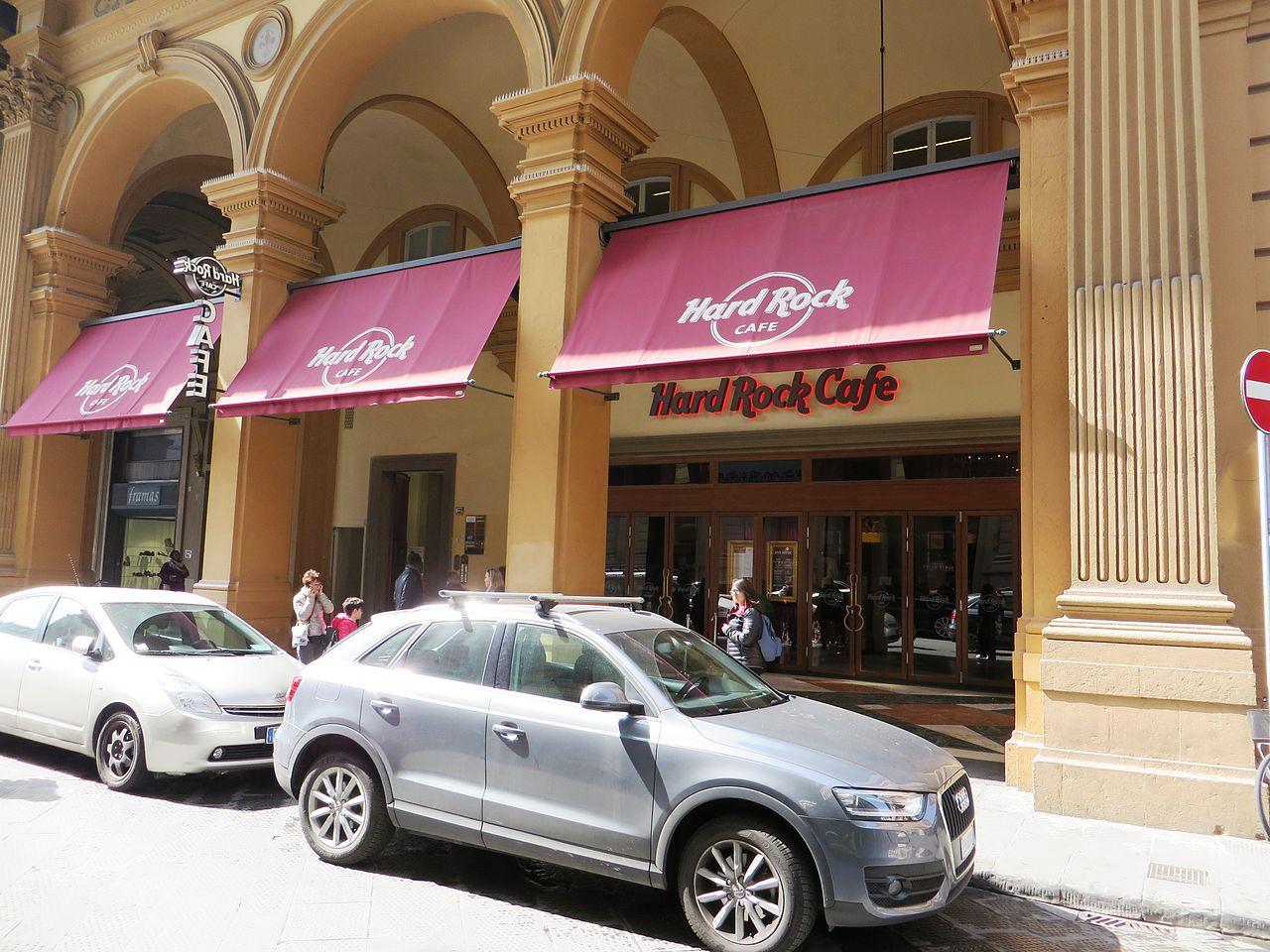 Casas noturnas em Florença: Hard Rock Cafe