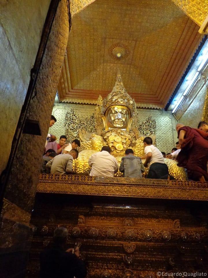 Lugares interessantes de Myanmar