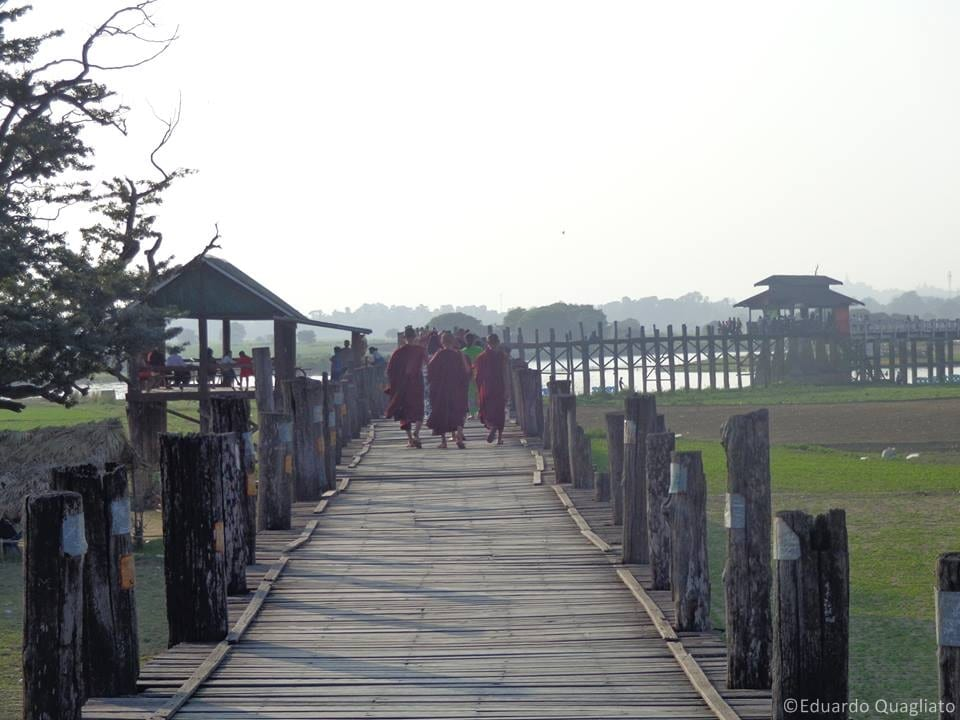 Destinos turísticos de Myanmar