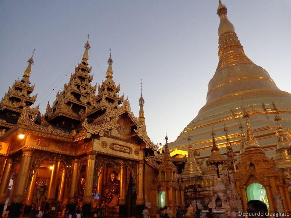 Viajar para Mynmar