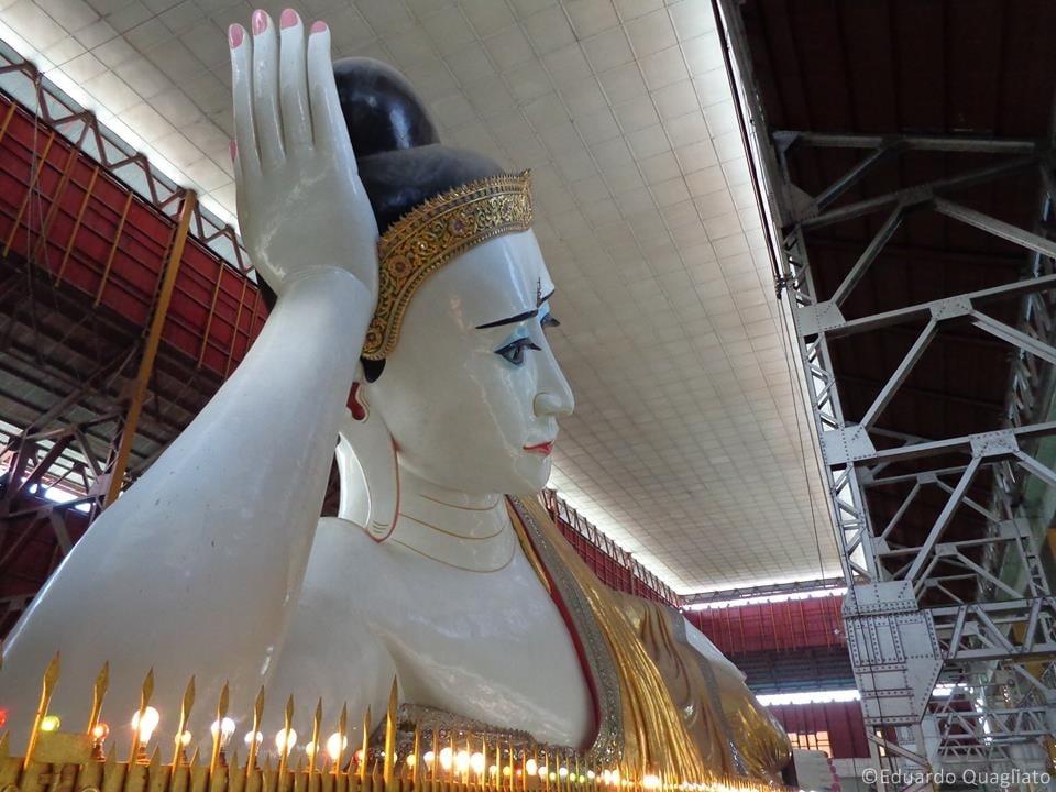 Lugares turísticos de Myanmar