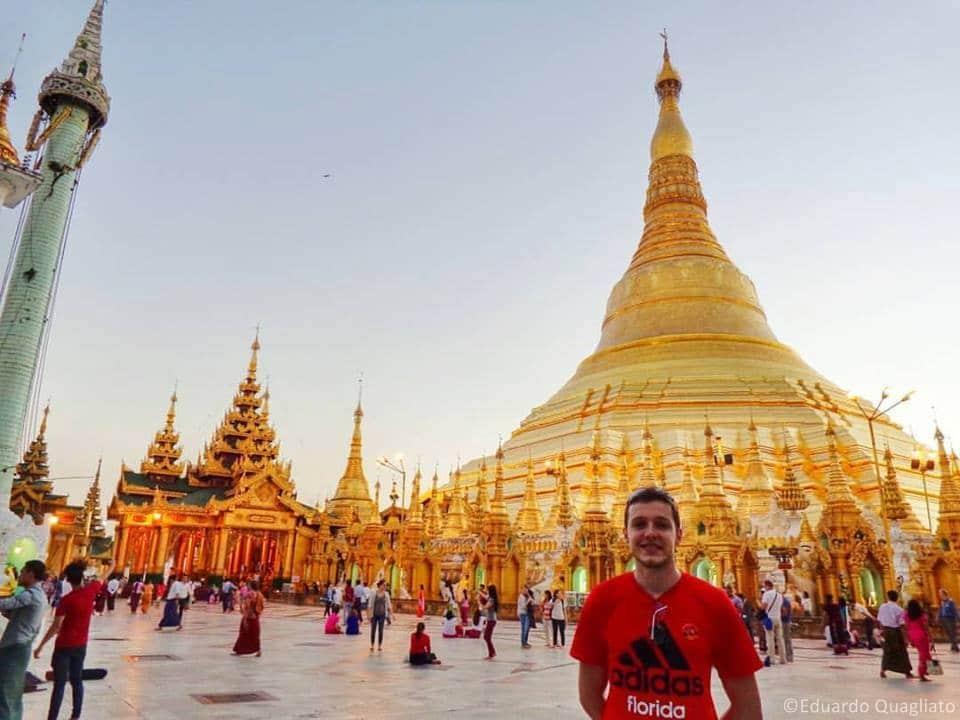 O que conhecer em Myanmar