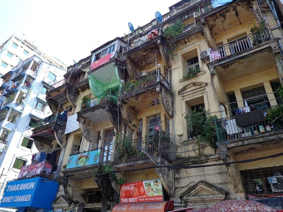 Cidades em Myanmar: Yangon